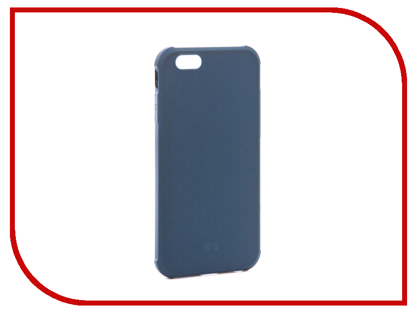 Аксессуар Чехол Red Line Extreme для APPLE iPhone 6 / 6S Blue УТ000012544 стоимость