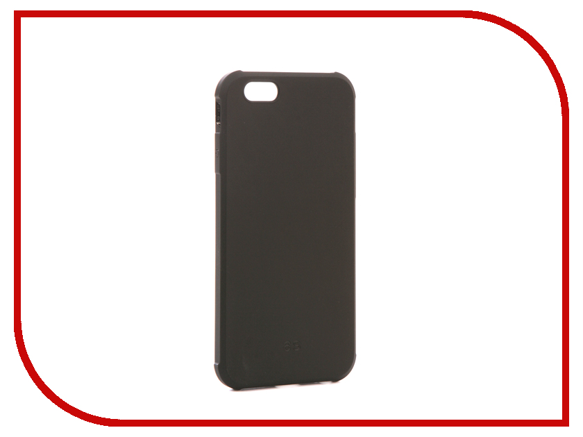 Аксессуар Чехол Red Line Extreme для APPLE iPhone 6 / 6S Black цена