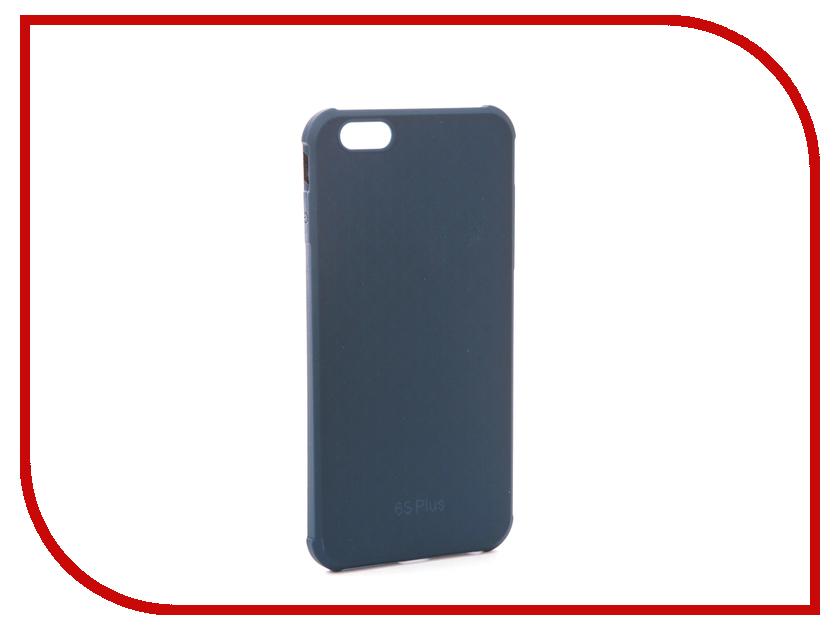 Аксессуар Чехол Red Line Extreme для APPLE iPhone 6 Plus / 6S Plus Blue аксессуар чехол elari для elari cardphone и iphone 6 plus blue