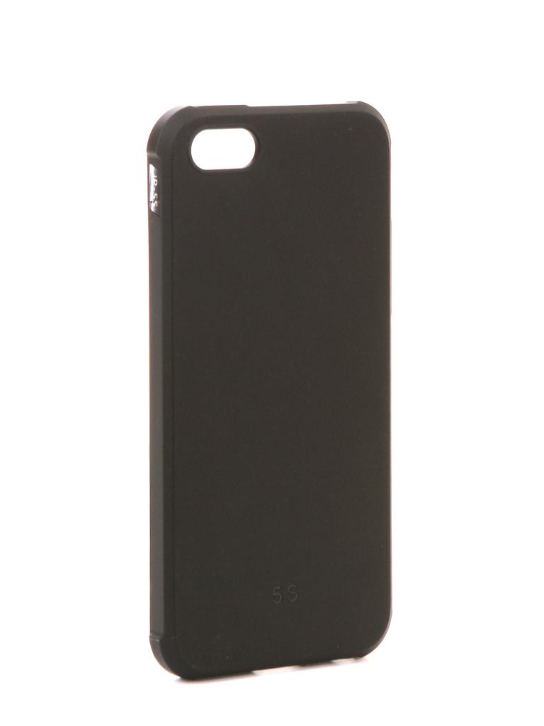 Аксессуар Чехол Red Line для APPLE iPhone 5 / 5S / 5SE Extreme Black УТ000012500 все цены