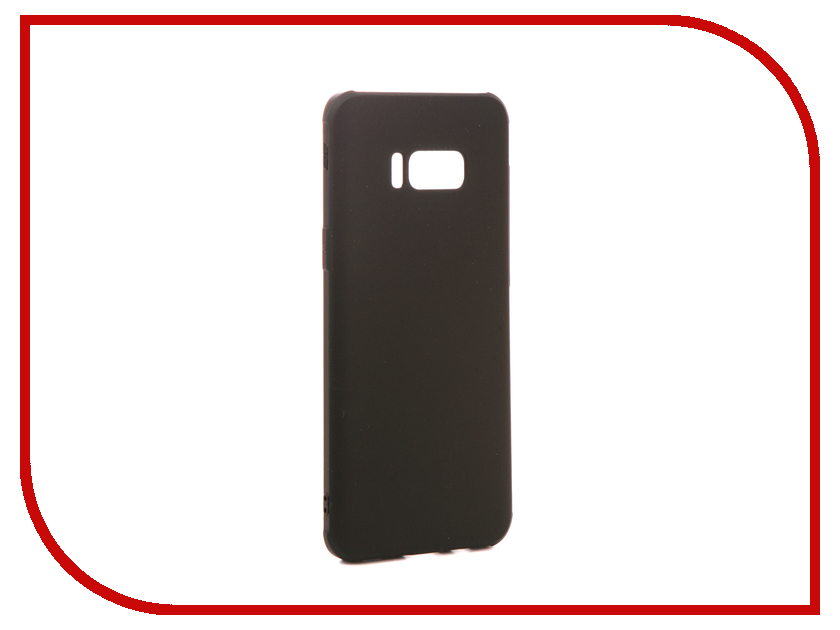 Аксессуар Чехол Samsung Galaxy S8 Plus Red Line Extreme Black samsung galaxy s plus i9001
