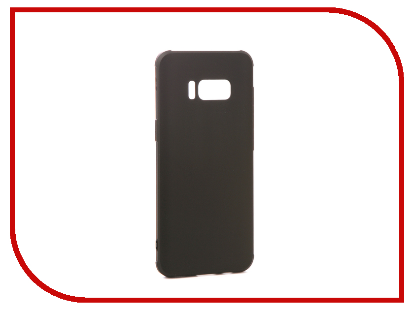 Аксессуар Чехол Samsung Galaxy S8 Red Line Extreme Black red line extreme чехол для samsung galaxy a5 2017 black