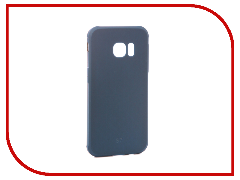 Аксессуар Чехол для Samsung Galaxy S7 Red Line Extreme Blue УТ000012548 iwona red 22 inches