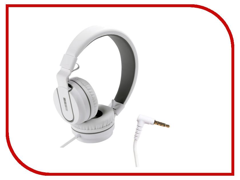 Наушники InterStep HDP-170 White