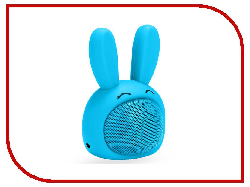 Колонка InterStep SBS-150 Funny Bunny Light Blue колонка mixberry msp001bl light blue