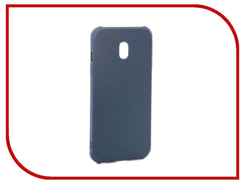 Аксессуар Чехол Samsung Galaxy J3 2017 Red Line Extreme Blue вентилятор titan tfd c8025l12z ld1 rb 80x80x25mm z axis 3 pin 2000 rpm 23 dba red blue green