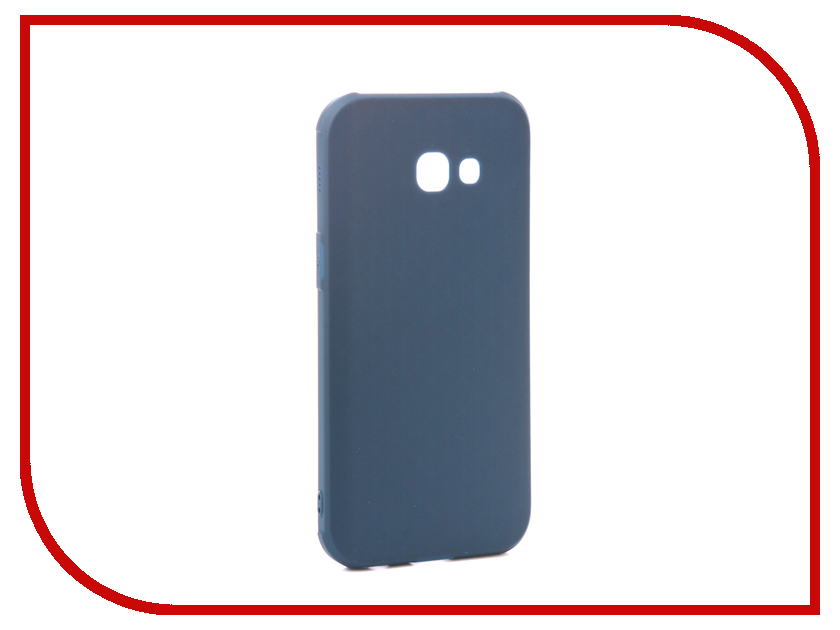 Аксессуар Чехол Samsung Galaxy A5 2017 Red Line Extreme Blue