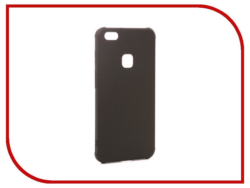 Аксессуар Чехол Huawei P10 Lite Red Line Extreme Black аксессуар чехол huawei p9 lite red line book type black
