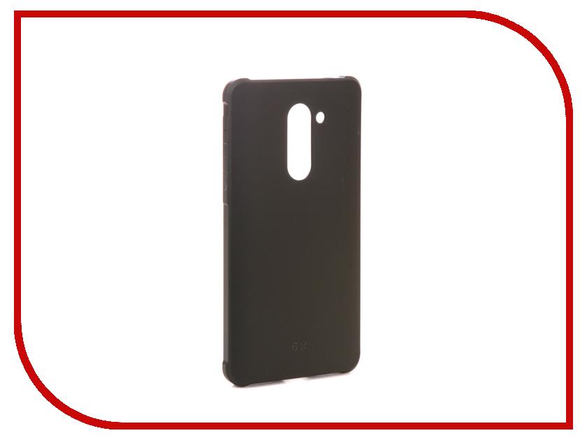 Аксессуар Чехол Huawei Honor 6X Red Line Extreme Black сотовый телефон huawei honor 5a black