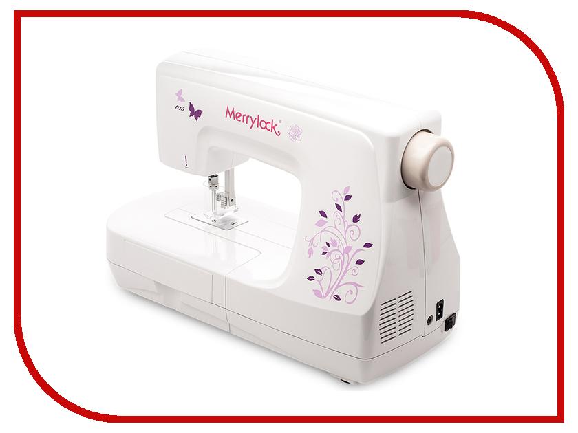 Швейная машинка Merrylock 015 иглопробивная hsd 015