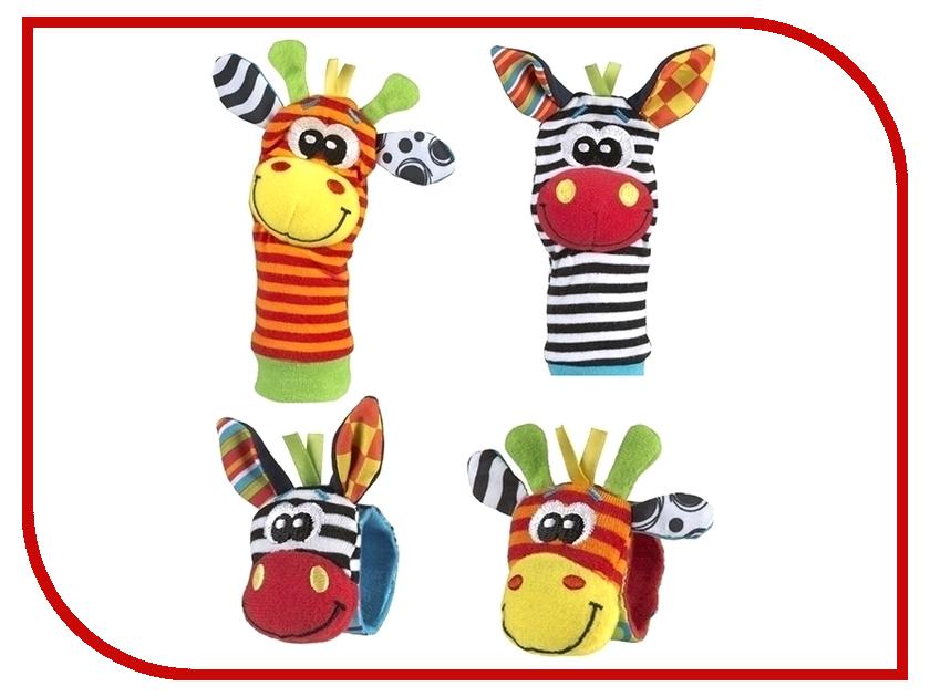 Игрушка Playgro Веселые зверята 0183077