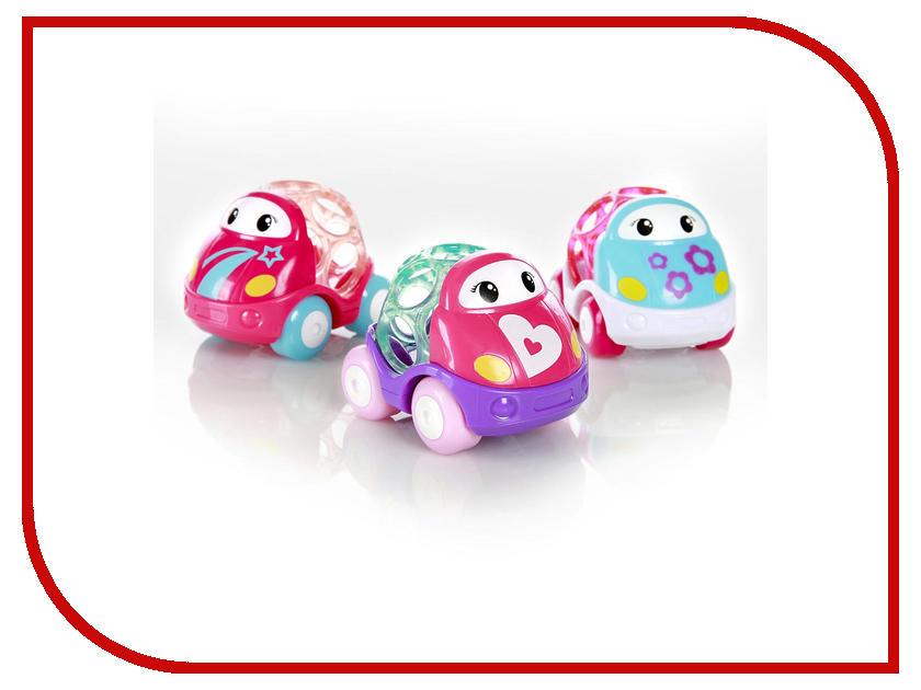 Машина Oball Только вперёд Pink 10784 oball игрушечный трек
