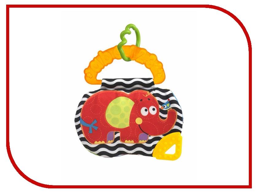 Игрушка Playgro Слоник 0182369 playgro мягкая игрушка слоник 102827