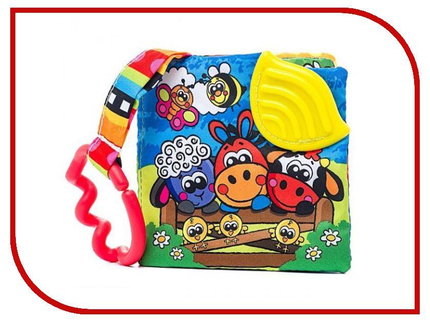 Игрушка Playgro Ферма 0182644 игрушка погремушка playgro тигр
