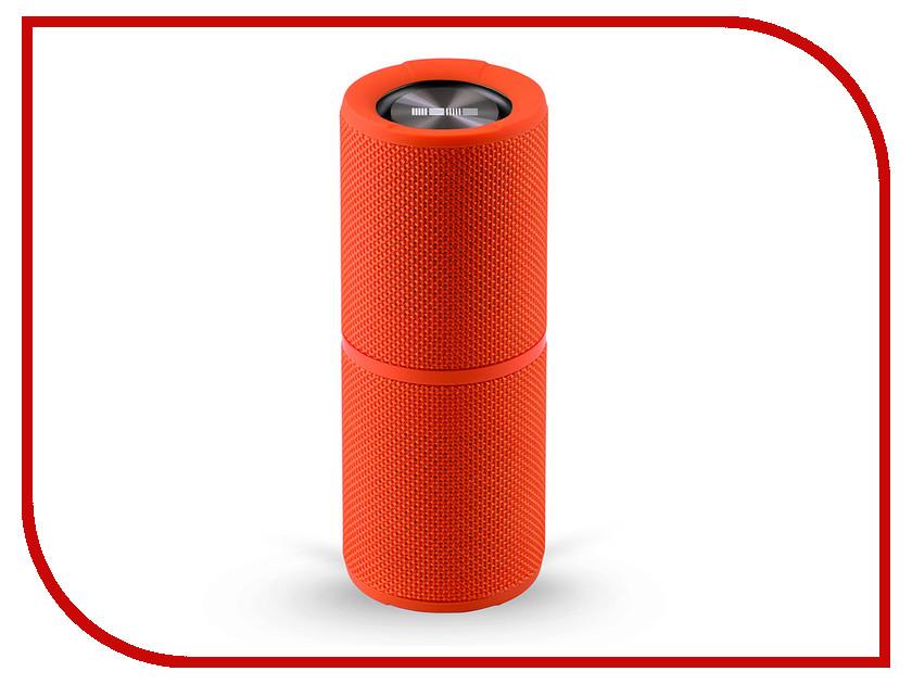 Колонка InterStep SBS-180 Orange interstep funny bunny 3w sbs 150 pink портативная bluetooth колонка