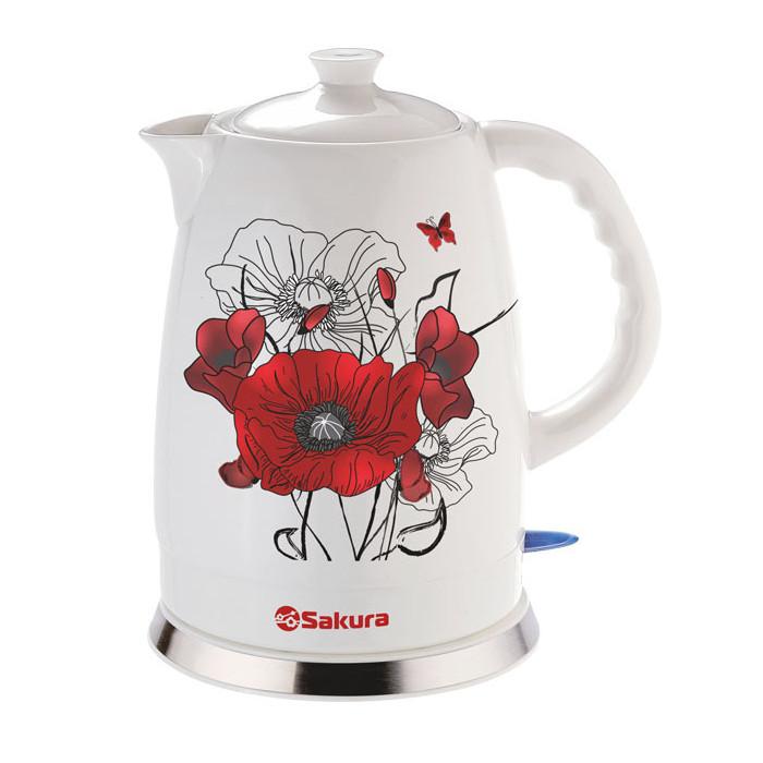 Фото - Чайник Sakura SA-2028M чайник sakura sa 2159wbl 1 8l