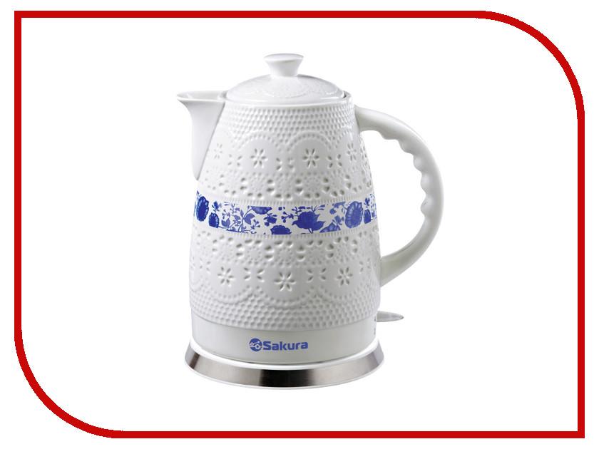 Чайник Sakura SA-2028P чайник sakura sa 2134bl