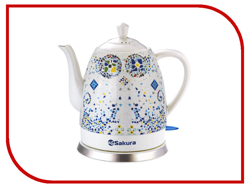 Чайник Sakura SA-2031M чайник sakura sa 2149bl blue