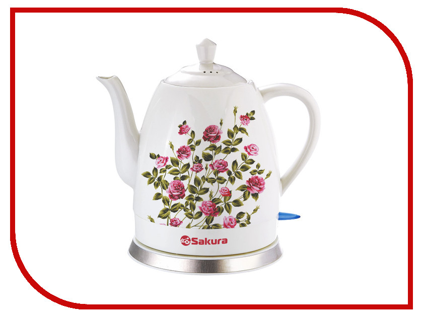 Чайник Sakura SA-2031R чайник sakura sa 2715r