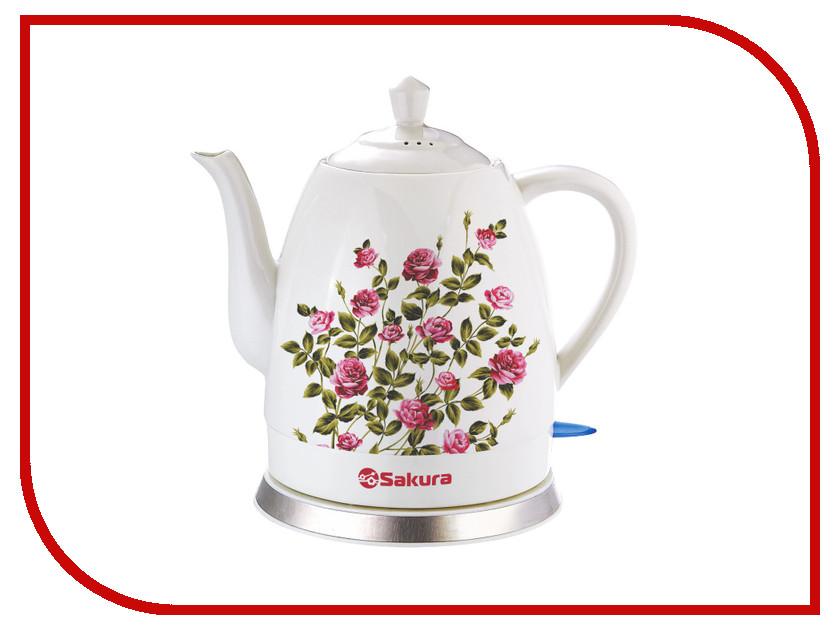 Чайник Sakura SA-2031R термопот sakura sa 334rs steel red page 6