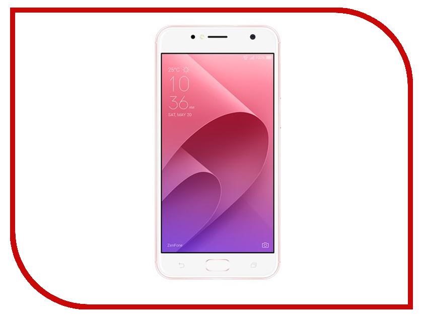 Сотовый телефон ASUS ZenFone Live ZB553KL 16Gb Pink сотовый телефон asus zenfone 4 live zb553kl 16gb black