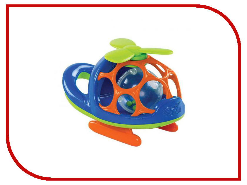 Игрушка Oball Blue 10556-2 игрушка ecx ruckus gray blue ecx00013t1