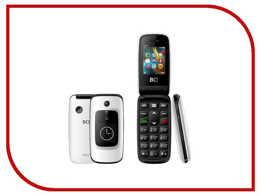Сотовый телефон BQ 2002 Trust White the interactive computing series outlook 2002 brief