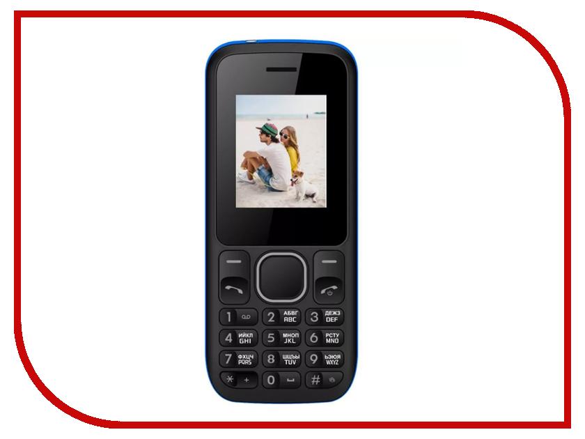 Сотовый телефон Irbis SF02 Black-Blue сотовый телефон irbis sf02 black blue