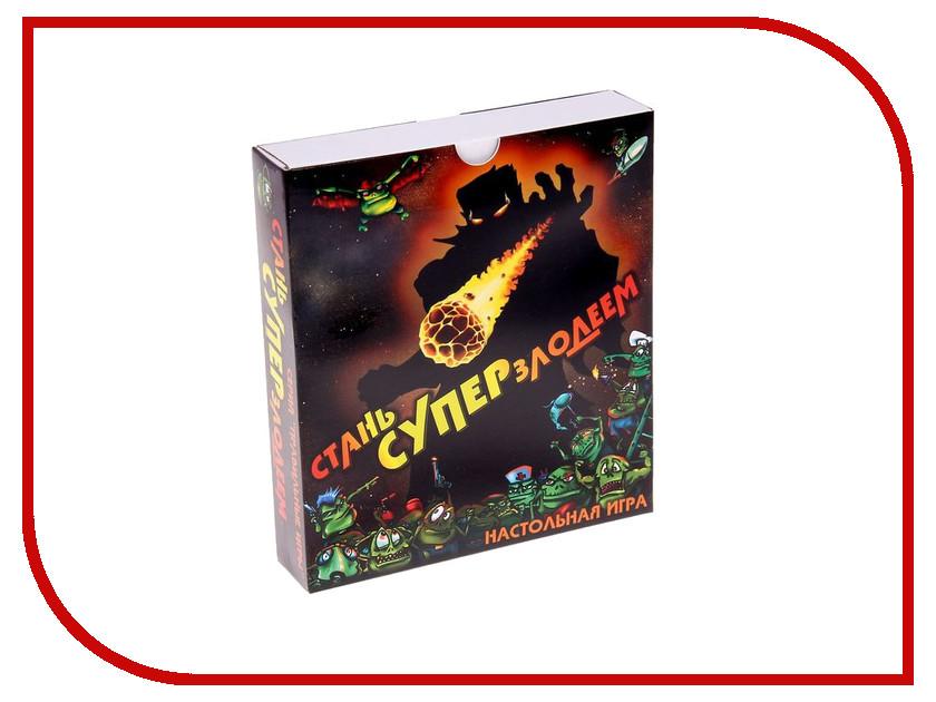 Настольная игра Правильные игрушки Стань суперзлодеем 29-01-01 01