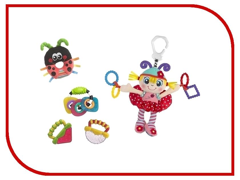 Игрушка Playgro Божья коровка 0183452 игрушки подвески playgro игрушка подвеска девочка божья коровка