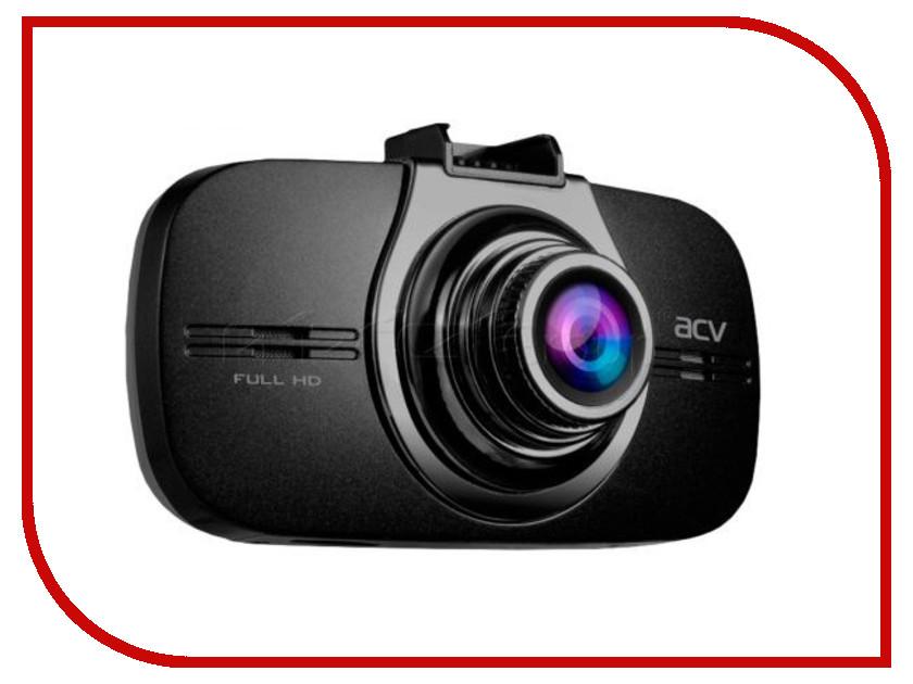 Видеорегистратор ACV GX-3000 Комбо аксессуар acv tr44 1009 тв тюнер автомобильный
