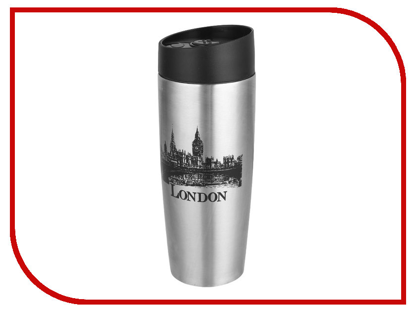 Термокружка Alpenkok London 400ml AK-04018A