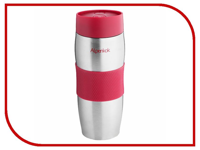 Термокружка Alpenkok Red 400ml AK-04001A
