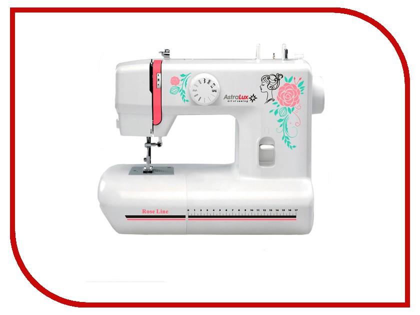 Швейная машинка AstraLux Rose Line швейная машинка astralux 7300 pro series