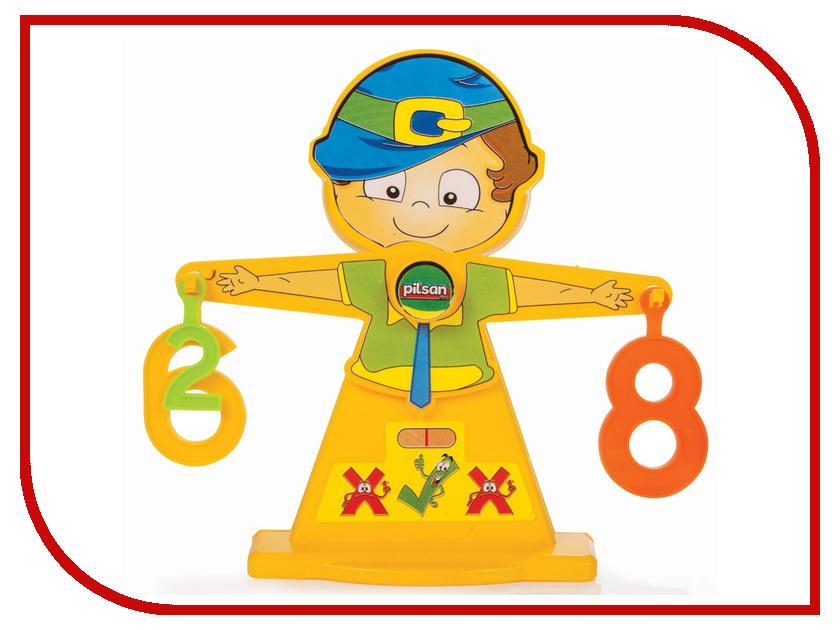 Настольная игра Pilsan Числовые весы Number Balance 03-250 number 11