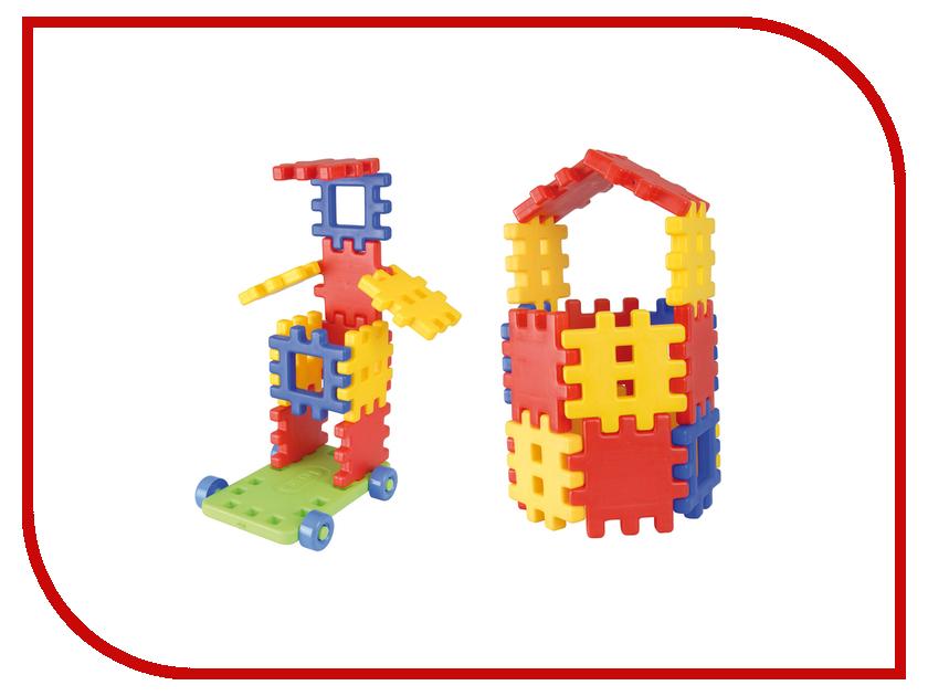Конструктор Pilsan Miniature 36 дет. 03-110 конструктор pilsan brick 43 детали 03 251