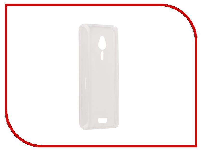 Аксессуар Чехол Nokia 230 iBox Crystal Silicone Transparent