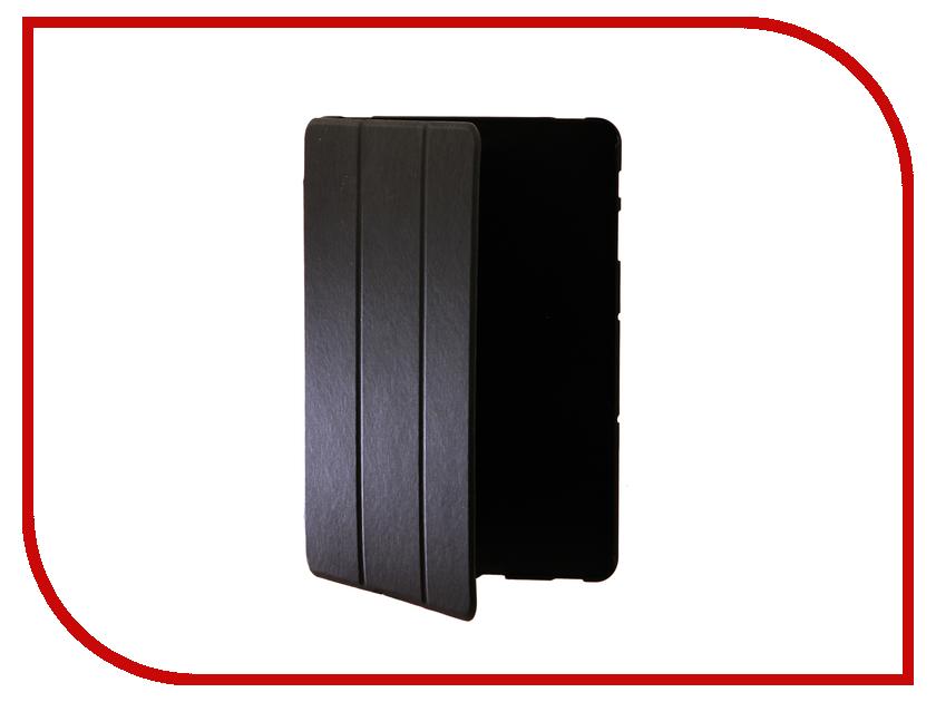 все цены на Аксессуар Чехол для Samsung Tab S3 9.7 iBox Premium Black Metallic УТ000012660