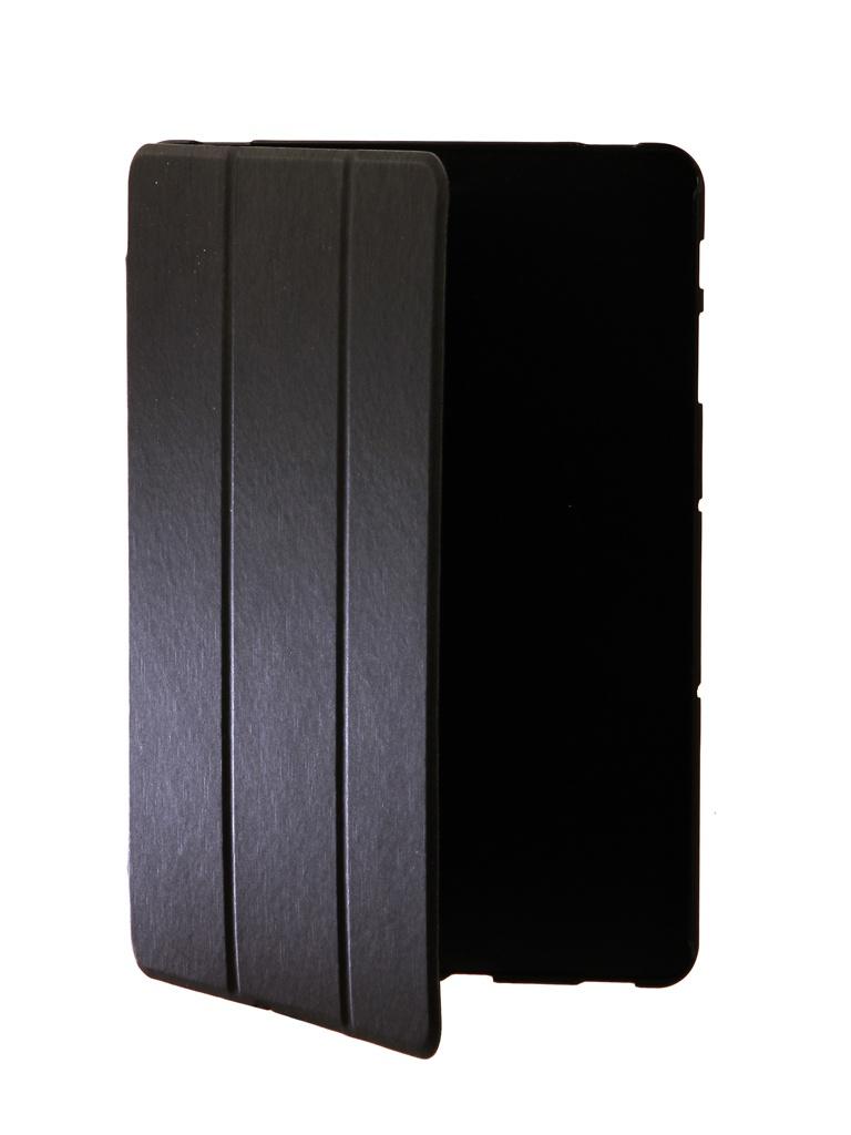 Аксессуар Чехол iBox для Samsung Tab S3 9.7 Premium Black Metallic УТ000012660 solidsteel s3 5 black