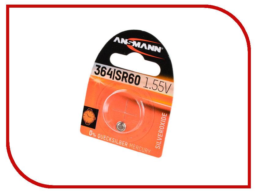 Батарейка SR60 - Ansmann BL1 1516-0022 батарейка cr2354 ansmann 1516 0012 bl1