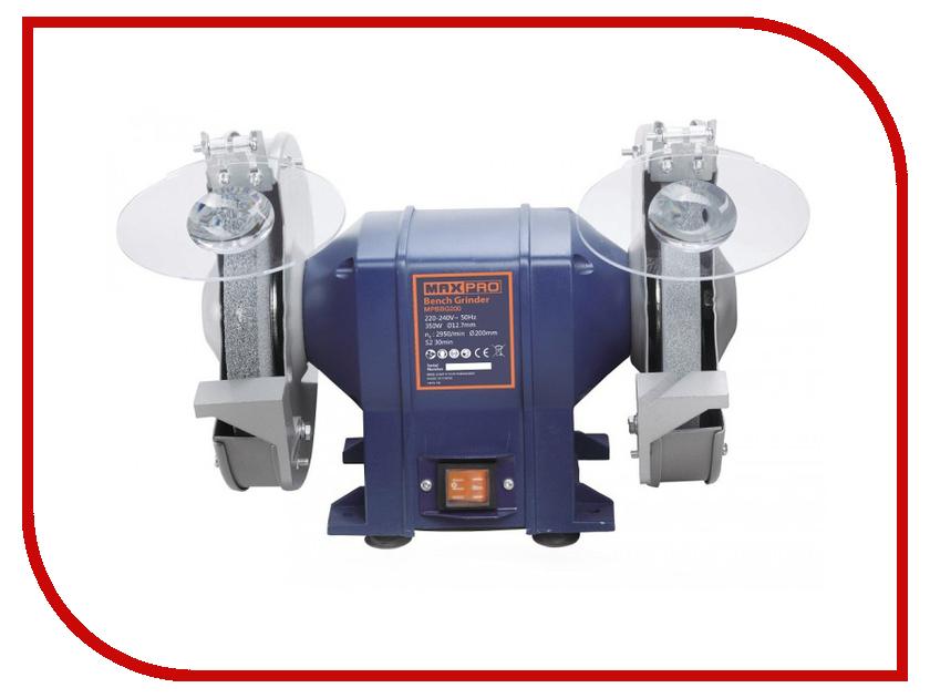 Электроточило Max-Pro MPBBG200 85167 термопистолет max pro 85255