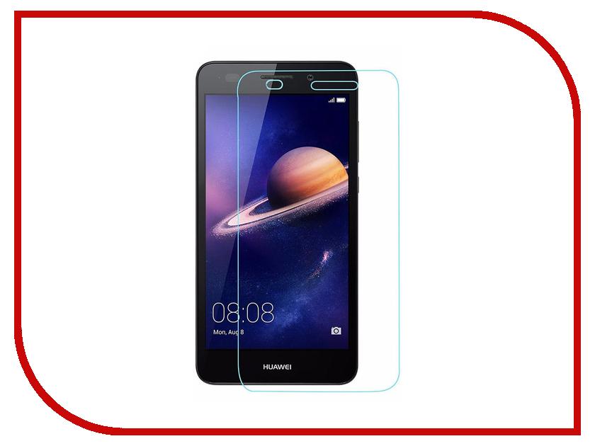 Аксессуар Защитное стекло для Huawei Y3 2017 5.0 Red Line Tempered Glass УТ000011954 половина цветок шаблон мягкий тонкий резиновый тпу силиконовый чехол гель для huawei y3 ii