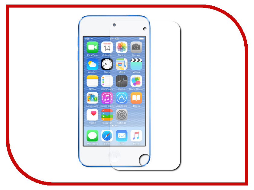 все цены на  Защитная плёнка Red Line для iPod Touch 6  онлайн