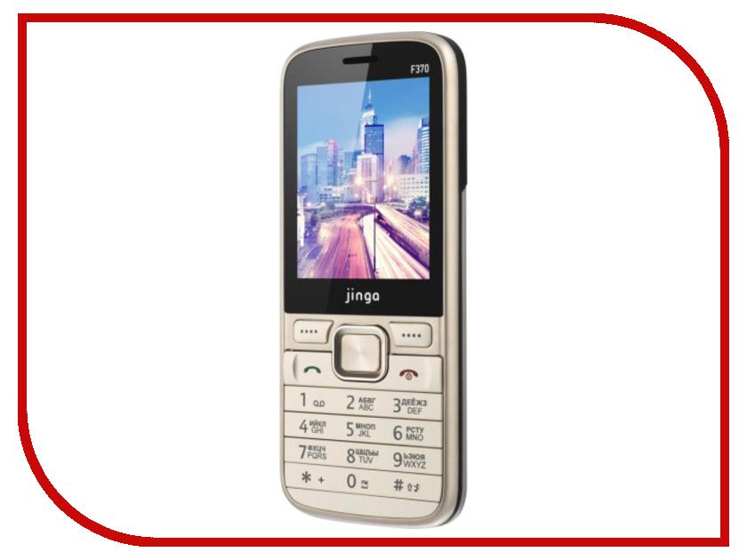 Сотовый телефон Jinga Simple F370 Gold цена и фото