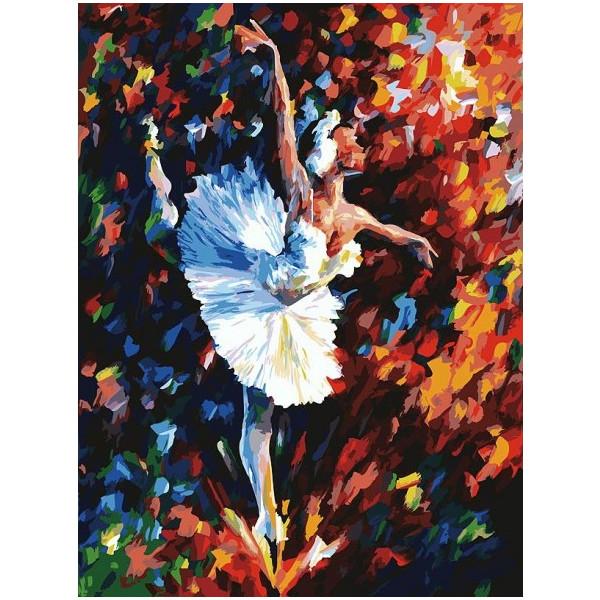 Картина по номерам Белоснежка Танец души 031-AS