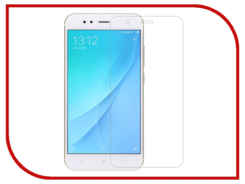 Аксессуар Защитная пленка для Xiaomi Mi A1 5.5 Red Line TPU Full Screen УТ000013177 test good new 7 9inch touch screen panel digitizer outside screen replacement for acer iconia a1 a1 810 a1 810 a1 811 tablet pc