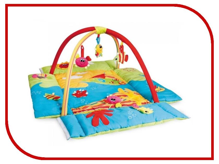 Развивающий коврик Canpol Color Ocean 68/030 250930039 canpol babies коврик развивающий цветной океан