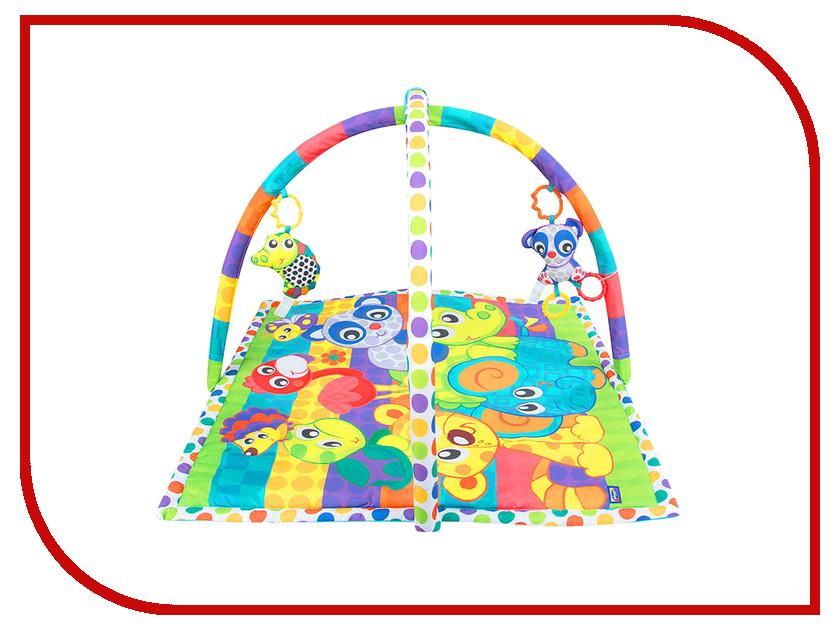 Развивающий коврик Playgro В мире животных 0185477