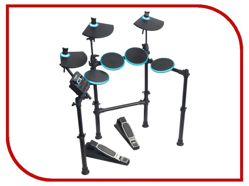 Настольный барабан Alesis DM Lite Kit alesis q49