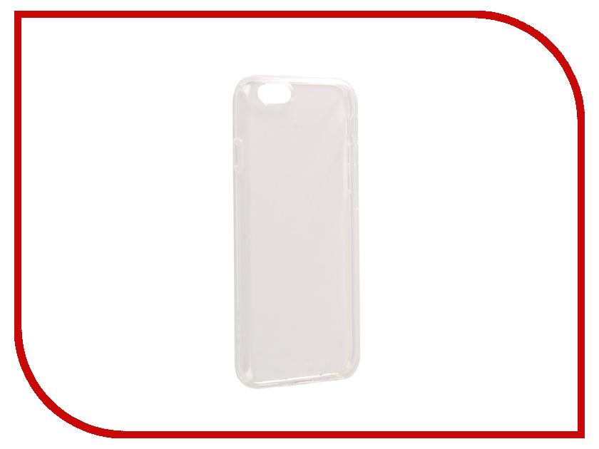 Аксессуар Чехол Spigen Capsule для APPLE iPhone 6S Transparent SGP11753 чехол накладка 580076 iphone 6 6s 4 7 lims sgp spigen стиль 2